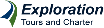 Logo for Exploration Tours