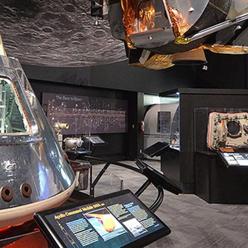 Apollo and Space at Museum of Flight