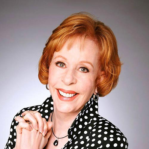 Carol Burnett Live at Benaroya Hall