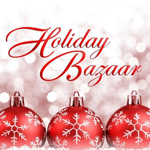 Holiday Bazaar Hop, A Day of Shopping Fun