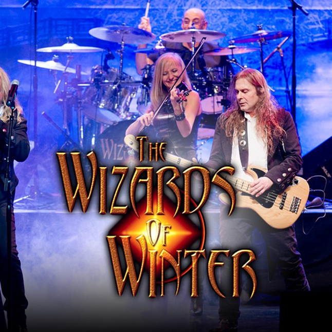 Wizards of Winter Holiday Spectacular